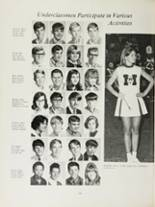 1970 Mansfield High School Yearbook Page 184 & 185