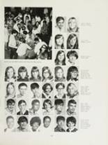 1970 Mansfield High School Yearbook Page 186 & 187