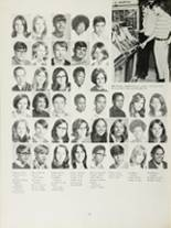 1970 Mansfield High School Yearbook Page 190 & 191