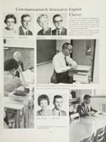 1970 Mansfield High School Yearbook Page 196 & 197