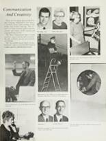1970 Mansfield High School Yearbook Page 202 & 203