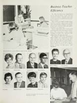 1970 Mansfield High School Yearbook Page 204 & 205