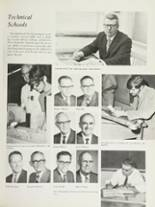 1970 Mansfield High School Yearbook Page 206 & 207
