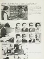 1970 Mansfield High School Yearbook Page 208 & 209