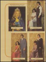 1981 Titusville High School Yearbook Page 28 & 29