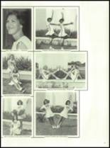 1981 Titusville High School Yearbook Page 34 & 35