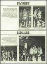 1981 Titusville High School Yearbook Page 42 & 43