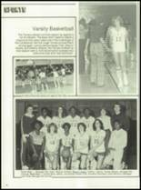 1981 Titusville High School Yearbook Page 44 & 45