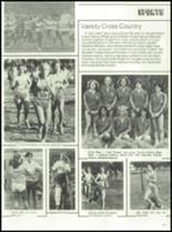 1981 Titusville High School Yearbook Page 50 & 51