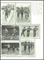 1981 Titusville High School Yearbook Page 52 & 53