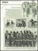 1981 Titusville High School Yearbook Page 54 & 55