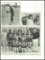 1981 Titusville High School Yearbook Page 58 & 59