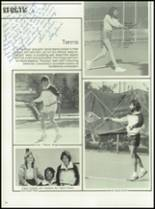 1981 Titusville High School Yearbook Page 62 & 63