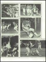 1981 Titusville High School Yearbook Page 68 & 69