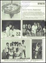 1981 Titusville High School Yearbook Page 70 & 71