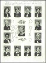 1981 Titusville High School Yearbook Page 96 & 97