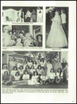 1981 Titusville High School Yearbook Page 98 & 99