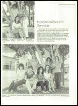 1981 Titusville High School Yearbook Page 104 & 105
