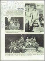1981 Titusville High School Yearbook Page 106 & 107