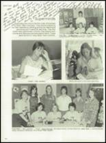 1981 Titusville High School Yearbook Page 108 & 109