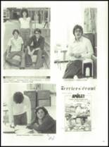1981 Titusville High School Yearbook Page 110 & 111