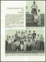 1981 Titusville High School Yearbook Page 118 & 119