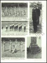 1981 Titusville High School Yearbook Page 122 & 123