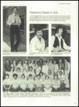 1981 Titusville High School Yearbook Page 128 & 129