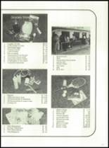 1981 Titusville High School Yearbook Page 144 & 145