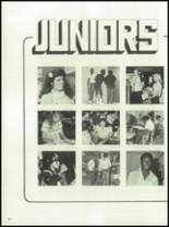 1981 Titusville High School Yearbook Page 172 & 173