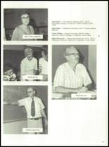 1981 Titusville High School Yearbook Page 216 & 217