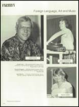 1981 Titusville High School Yearbook Page 220 & 221