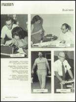 1981 Titusville High School Yearbook Page 222 & 223