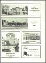 1981 Titusville High School Yearbook Page 232 & 233