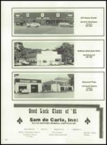 1981 Titusville High School Yearbook Page 236 & 237