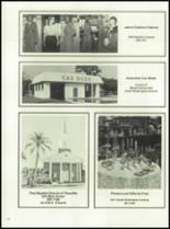 1981 Titusville High School Yearbook Page 238 & 239