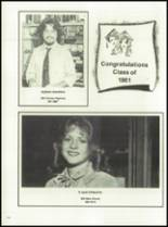 1981 Titusville High School Yearbook Page 240 & 241