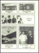 1981 Titusville High School Yearbook Page 242 & 243