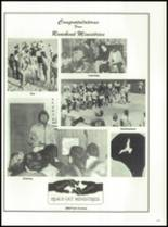 1981 Titusville High School Yearbook Page 244 & 245