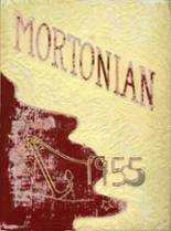 1955 Yearbook J. Sterling Morton East High School
