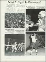 1984 High Point Central High School Yearbook Page 14 & 15