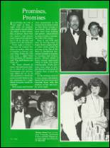 1984 High Point Central High School Yearbook Page 34 & 35
