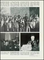 1984 High Point Central High School Yearbook Page 44 & 45