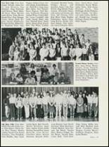 1984 High Point Central High School Yearbook Page 46 & 47