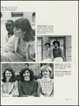 1984 High Point Central High School Yearbook Page 48 & 49