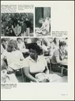 1984 High Point Central High School Yearbook Page 50 & 51