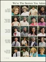 1984 High Point Central High School Yearbook Page 74 & 75
