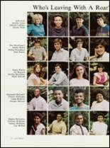 1984 High Point Central High School Yearbook Page 76 & 77
