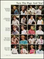 1984 High Point Central High School Yearbook Page 80 & 81