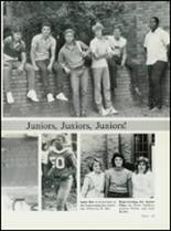 1984 High Point Central High School Yearbook Page 92 & 93